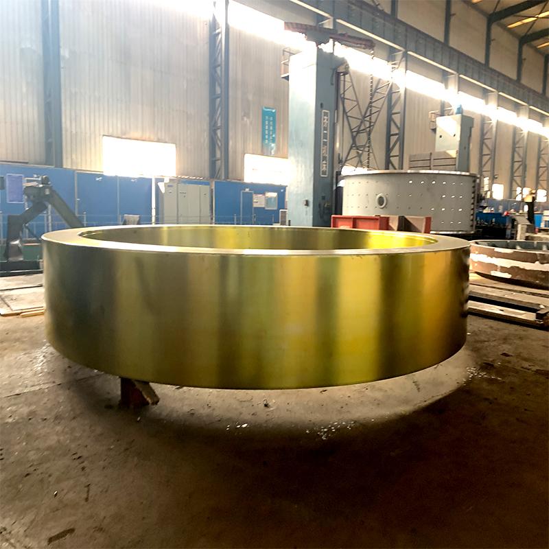 Rotary Kiln Tyre / Ring