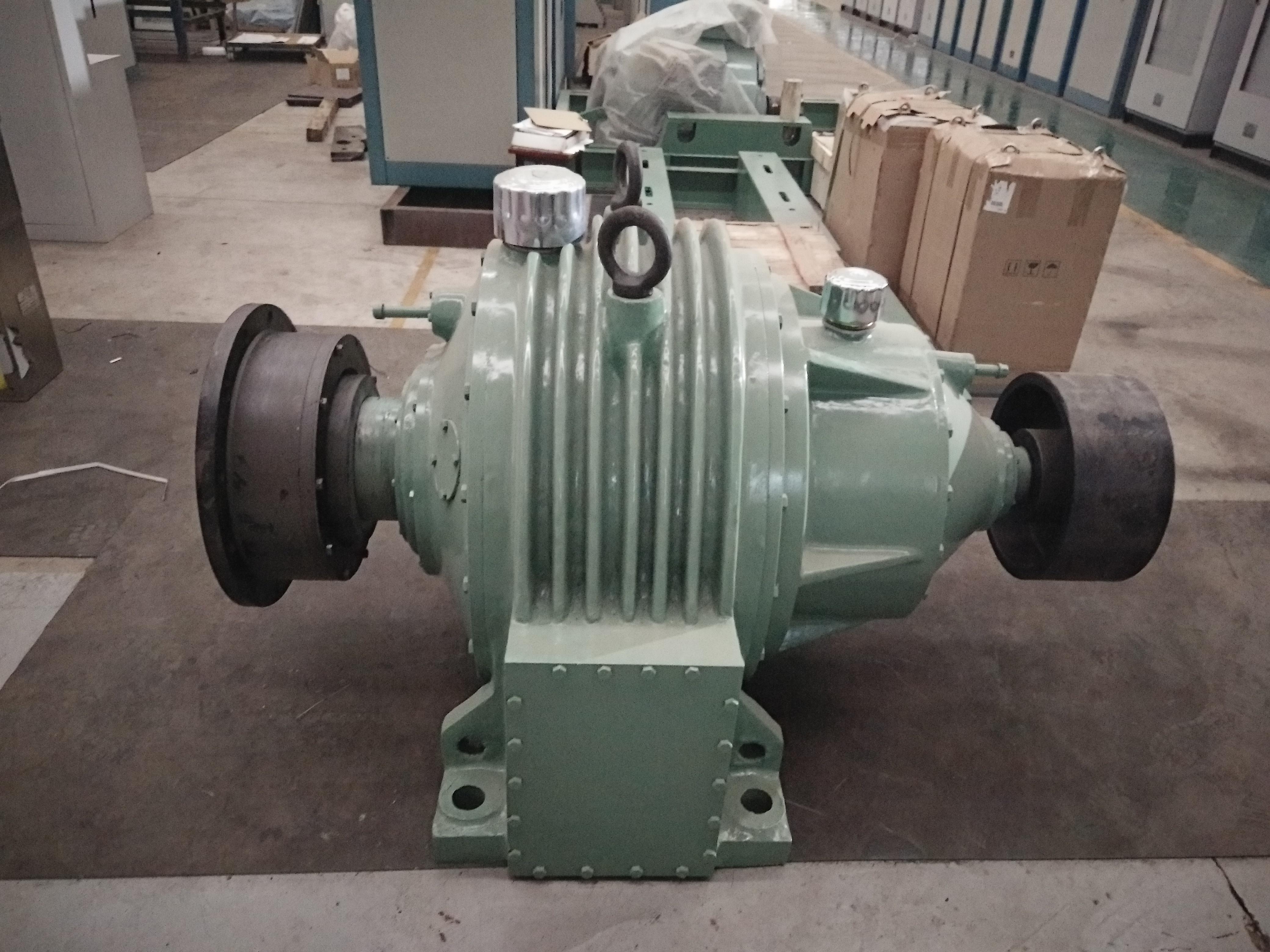 Equipment motor